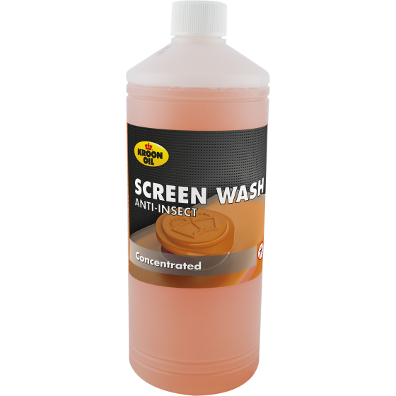 Screen Wash Anti-Insect  1L