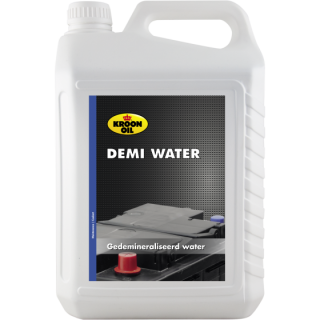 Demineralized water  5L