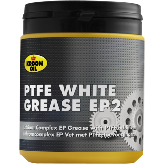 PTFE White Grease EP2  600 g